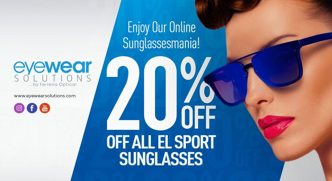 EWS Sport Sunglasses
